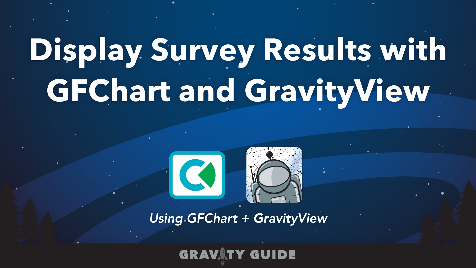 Display Survey Results with GFChart and GravityView